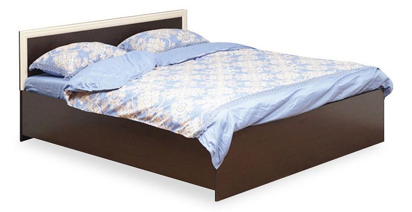 Кровать двуспальная Олимп-мебель 21.54-01