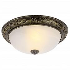 Накладной светильник Torta A7162PL-2AB