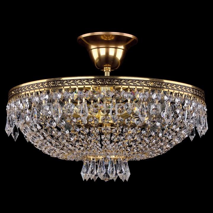 Люстра на штанге Bohemia Ivele Crystal 1927/35Z/GB 1927