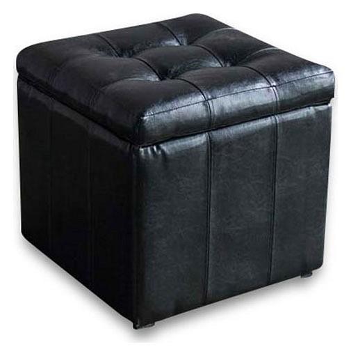 Пуф-сундук Dreambag Модерна черная dreambag банкетка пуф dreambag модерна красная txyrjn6