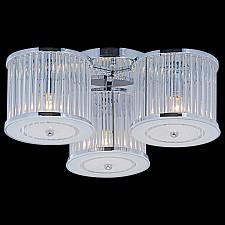 Потолочная люстра Arte Lamp A8240PL-3CC Glassy