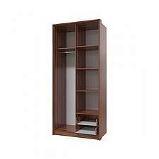 Шкаф платяной Джордан 4-4807