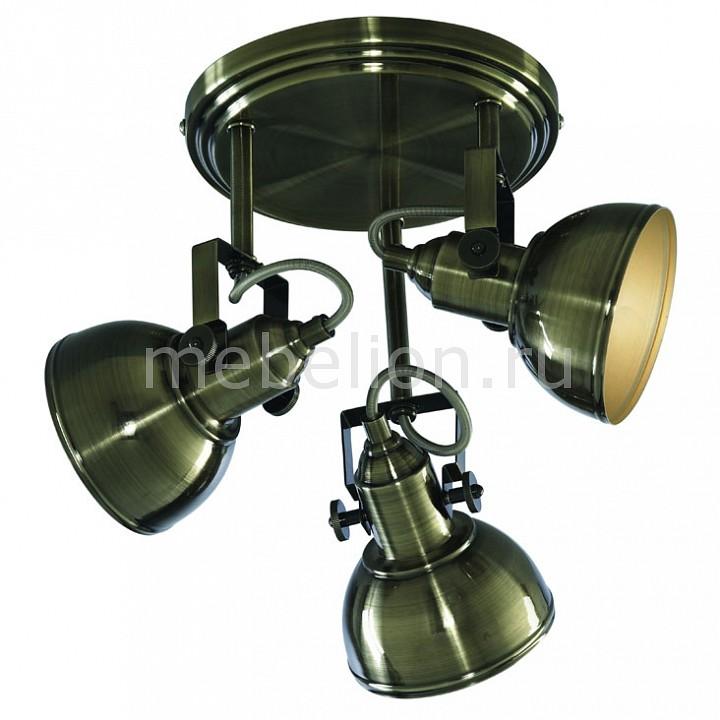 Спот Arte Lamp A5213PL-3AB Martin