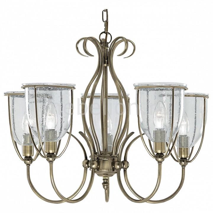 Подвесная люстра Arte Lamp Salvador A6351LM-5AB
