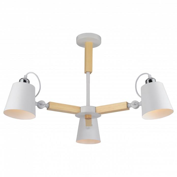 Люстра на штанге Arte Lamp 7141 A7141PL-3WH цена 2017