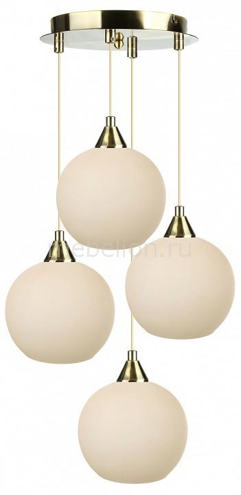Подвесной светильник 33 идеи PND.101.04.01.AB+S.02.BG(4) подвесной светильник 33 идеи pnd 101 01 01 ab co2 t003