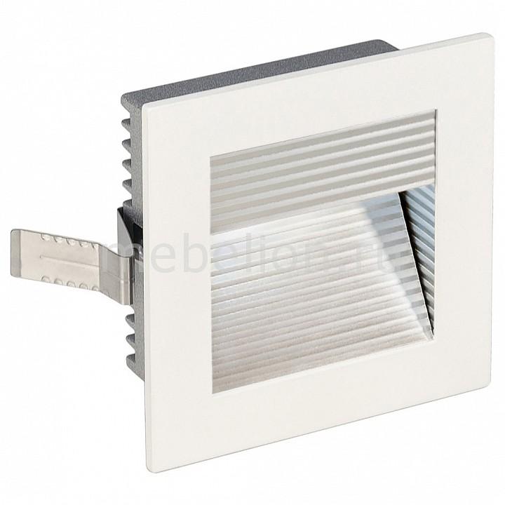 Встраиваемый светильник SLV Frame Curve 113290 подсветка slv frame curve led slv 111292