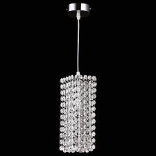 Подвесной светильник Lightstar 795424 Cristallo