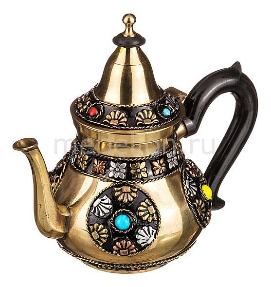 Чайник для заваривания АРТИ-М Халифат 882-033 ваза настольная арти м 27 см халифат 882 029