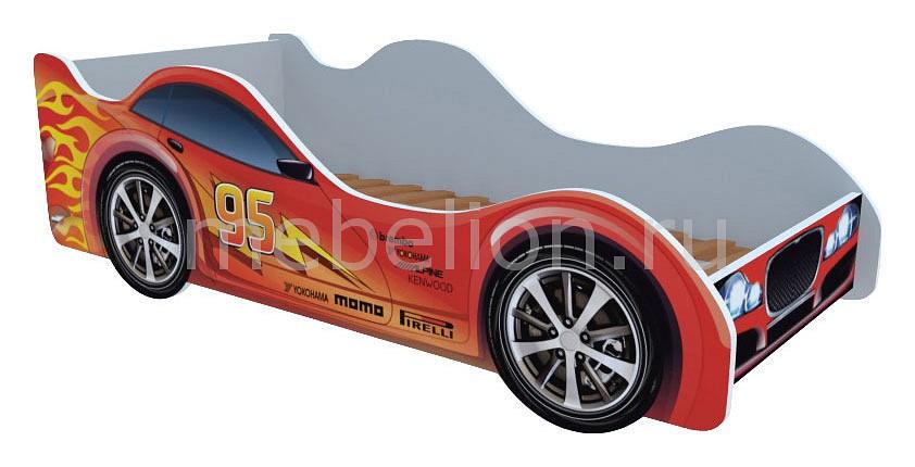 Кровать-машина Кровати-машины Молния M010
