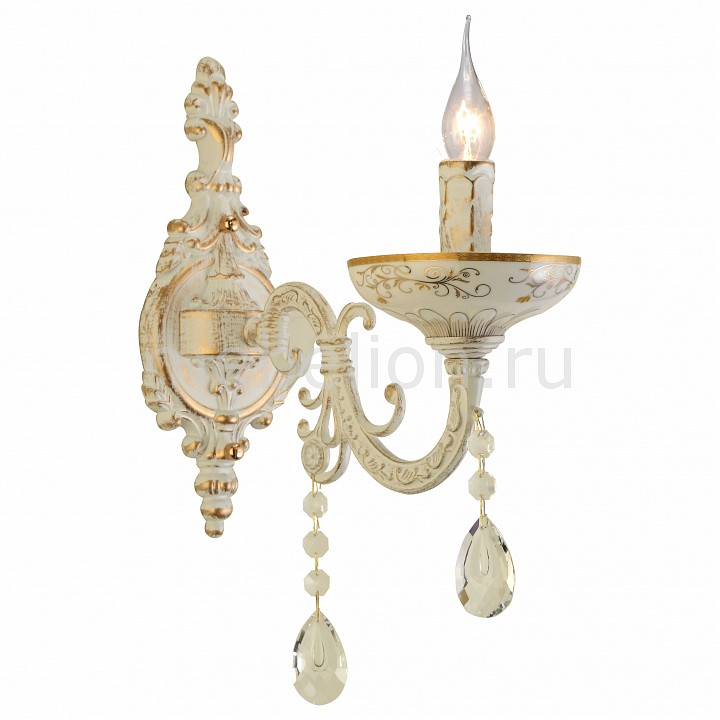 Бра Arte Lamp Dubai A5335AP-1WG