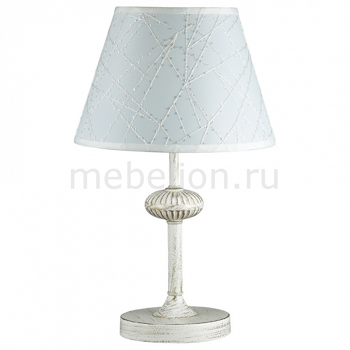 Настольная лампа декоративная Lumion Blanche 3686/1T люстра lumion blanche 3686 3