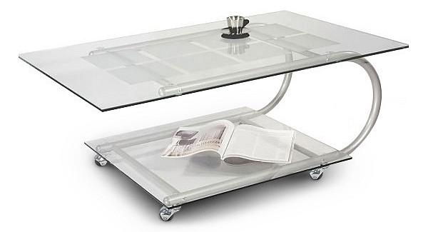Стол журнальный Мебелик Дуэт 10