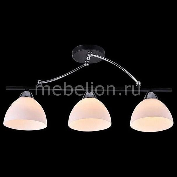 Потолочная люстра Eurosvet Амина 30101/3 хром/венге пальто амина