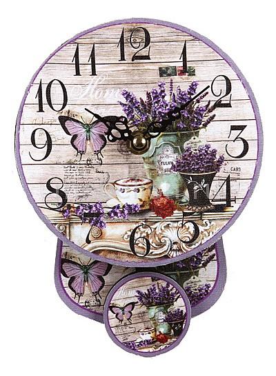 Настенные часы (14х19 см) Art 799-022