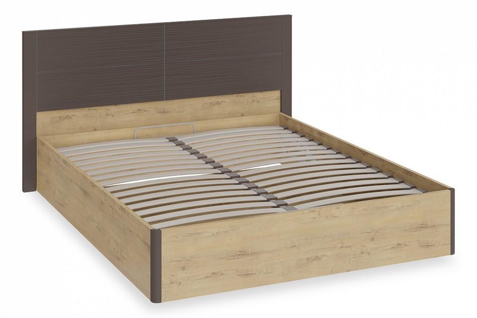 Кровать двуспальная ТриЯ Николь СМ-295.01.002