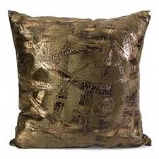 Подушка декоративная (46х46 см) Black & Gold 70609