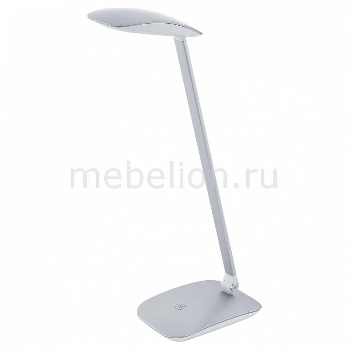 Настольная лампа офисная Eglo Cajero 95694 eglo настольная лампа офисная cajero