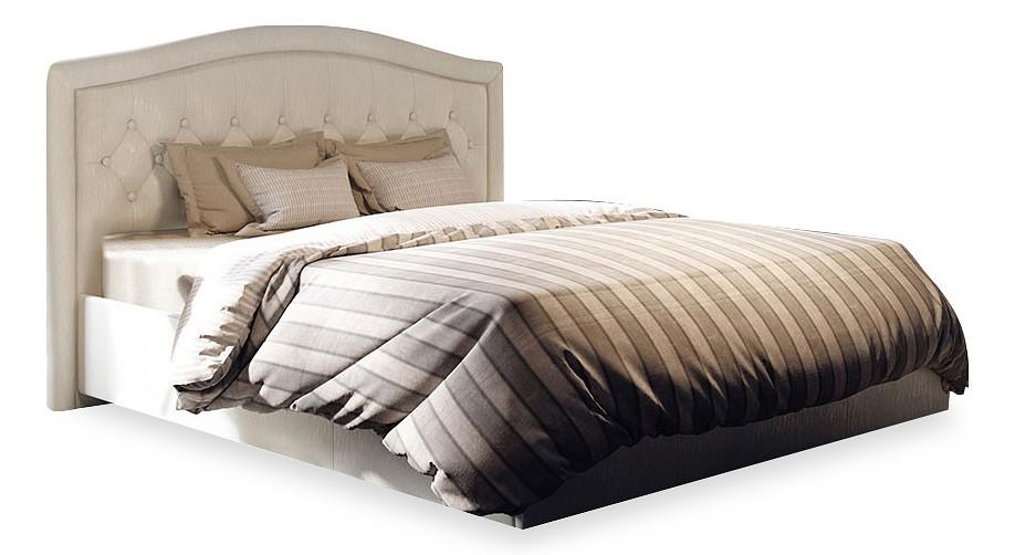 Купить Кровать двуспальная Адель СМ-300.01.11(1), Мебель Трия, Россия