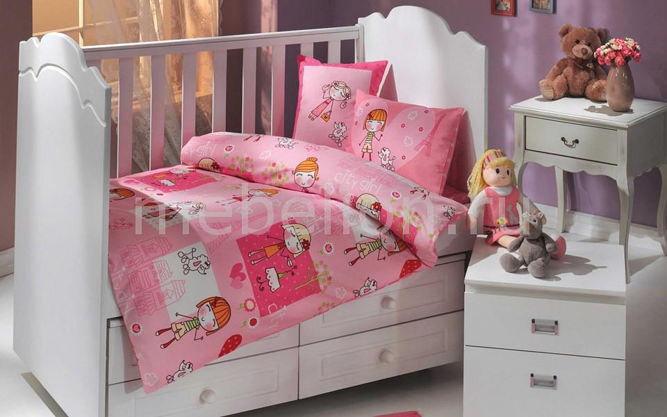 Комплект детский HOBBY Home Collection CITY GIRL цены онлайн