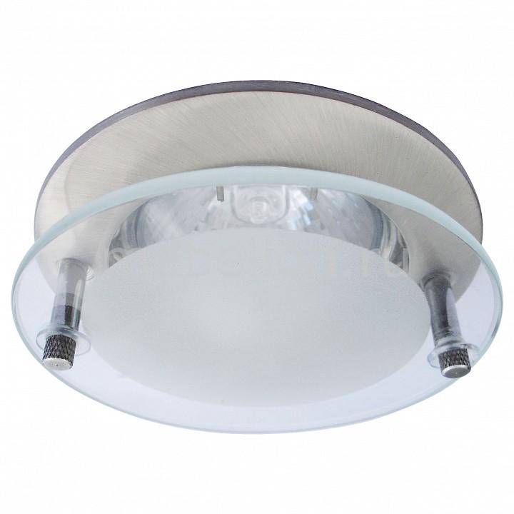 Купить Комплект из 3 встраиваемых светильников Topic A2750PL-3SS, Arte Lamp, Италия