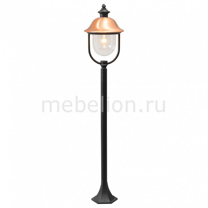Наземный высокий светильник MW-Light Дубай 805040501 светильник на штанге mw light дубай 805020101