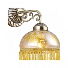 Бра Arte Lamp A9560AP-1AB Perlina