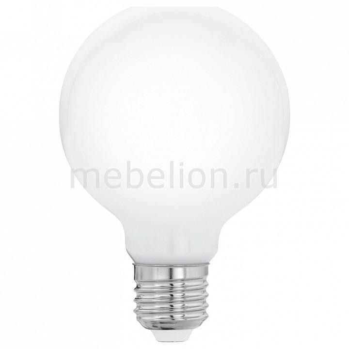 Лампа светодиодная [поставляется по 10 штук] Eglo Лампа светодиодная Милки E27 5Вт 2700K 11597 [поставляется по 10 штук] светодиодная лампа 5736 smd более яркие 5730 led кукуруза лампа лампа лампа 3 5 вт 5 вт 7 вт 8 вт 12 вт 15 вт e27 e14 85 в 265 в нет мерцания постоянного ток