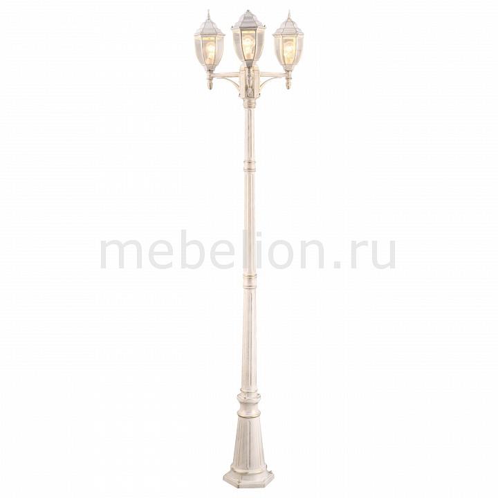 Фонарный столб Arte Lamp 3151 A3151PA-3WG arte lamp фонарный столб arte lamp persia a1467pa 3wg