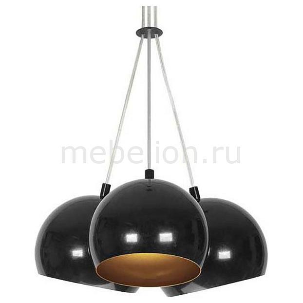 Подвесная люстра Ball Black-Gold 6587