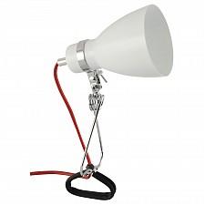Настольная лампа декоративная Dorm A1409LT-1WH