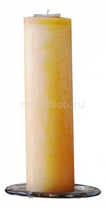 свеча декоративная Home-Religion Свеча декоративная (25 см) Лотос 26003300 home religion свеча декоративная 50 см цилиндрическая 26003800