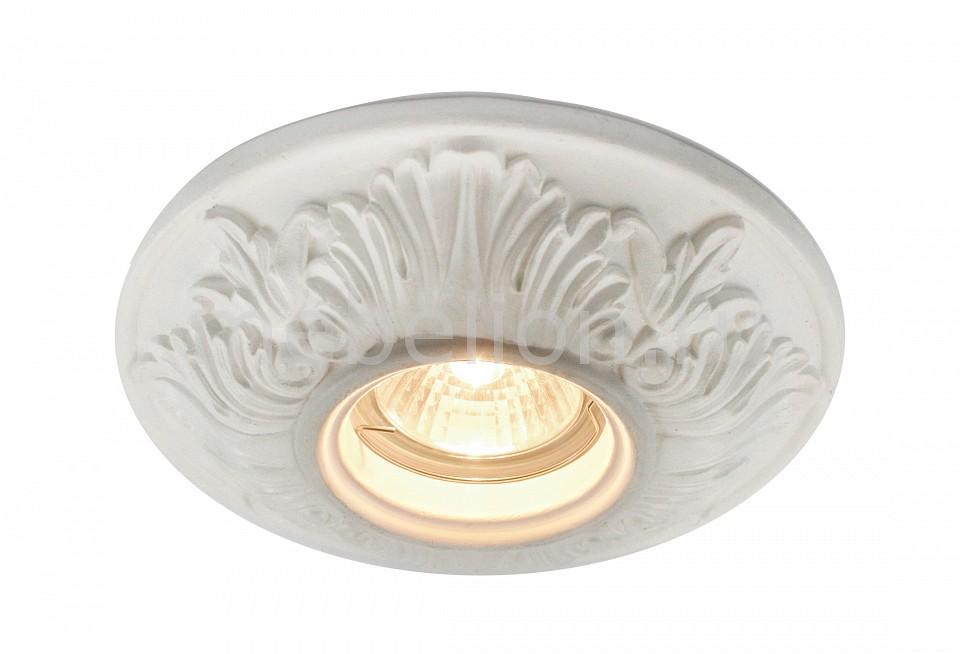 Встраиваемый светильник Plaster A5278PL-1WH mebelion.ru 750.000