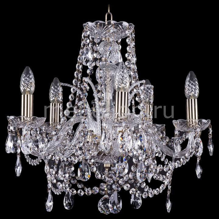 Подвесная люстра Bohemia Ivele Crystal 1411/5/160/Pa 1411