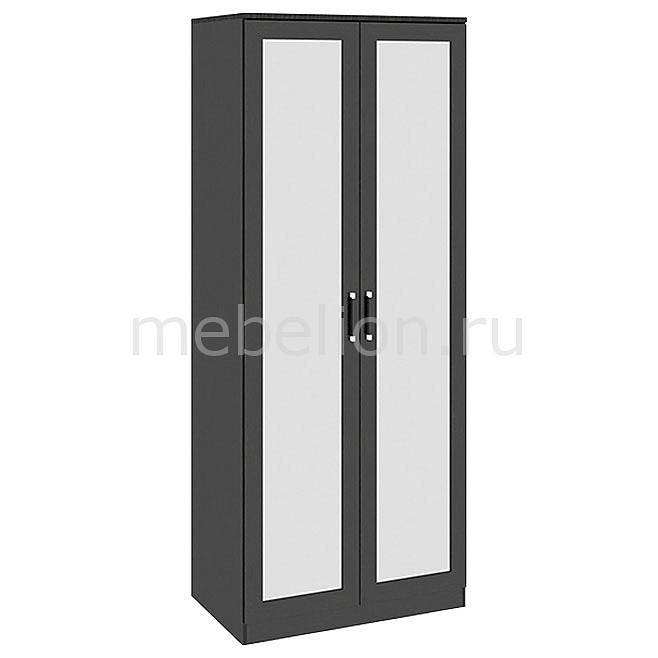 цена на Шкаф платяной Мебель Трия Токио СМ-131.08.002 венге цаво/венге цаво