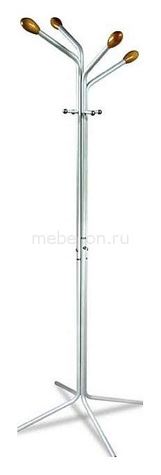 Вешалка-стойка Галилео 152 алюминий