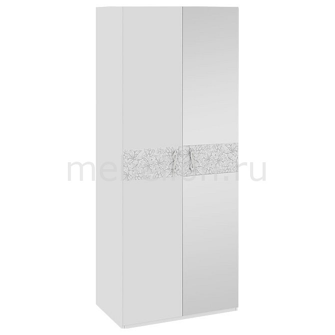Шкаф платяной Smart мебель Монро 224.09.2.3