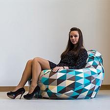 Кресло-мешок Изумруд III