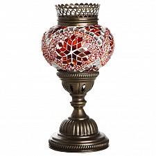 Настольная лампа декоративная Марокко 0912A,09