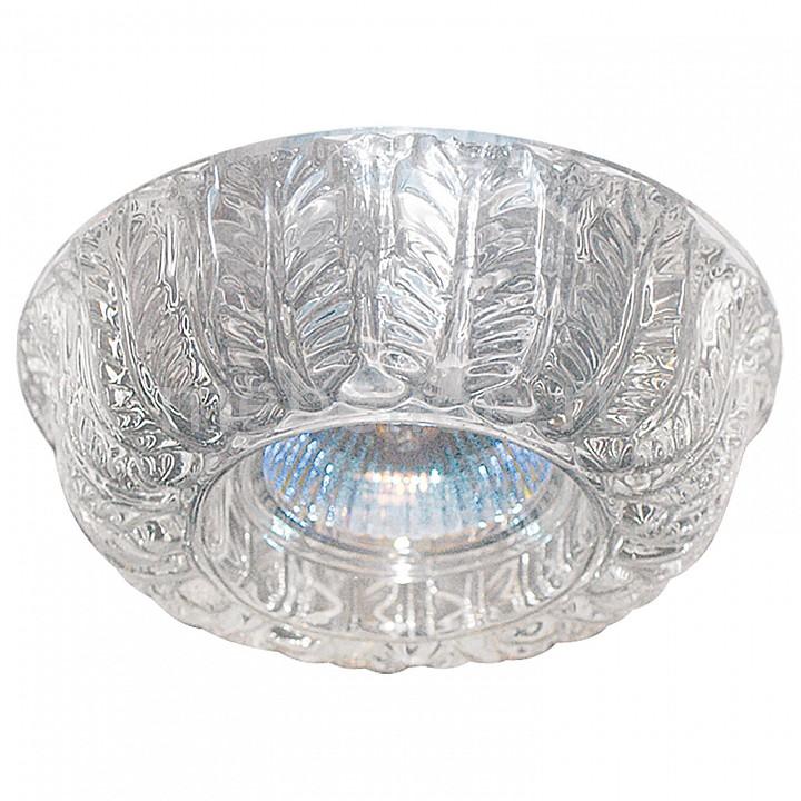 все цены на  Встраиваемый светильник Lightstar Petali cr 006331  онлайн