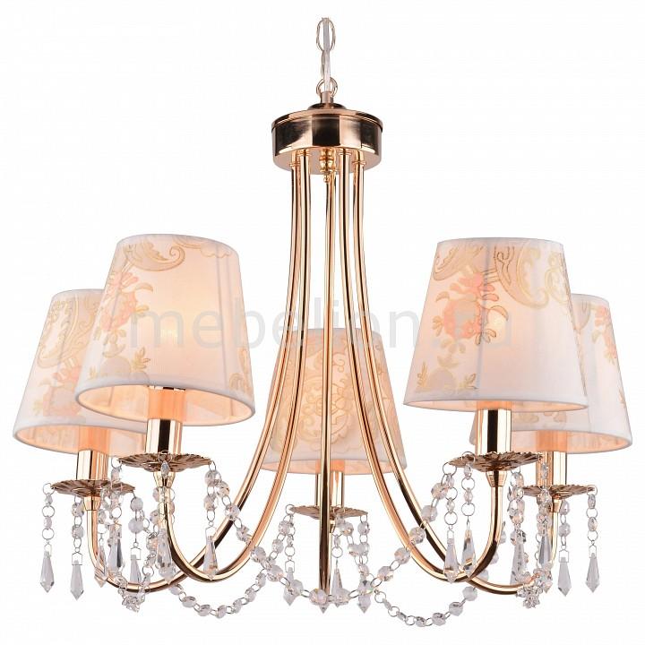 Подвесная люстра Arte Lamp Armonico A5008LM-5GO arte lamp подвесная люстра arte lamp armonico a5008lm 5go