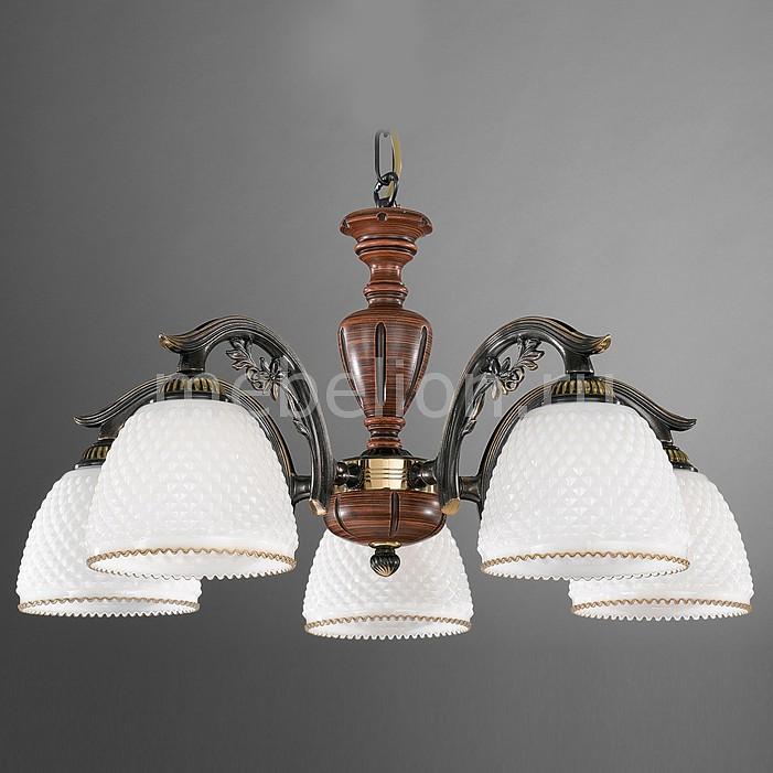 Подвесная люстра Reccagni Angelo L 8611/5 подвесной светильник reccagni angelo rosa 8611 l 8611 14