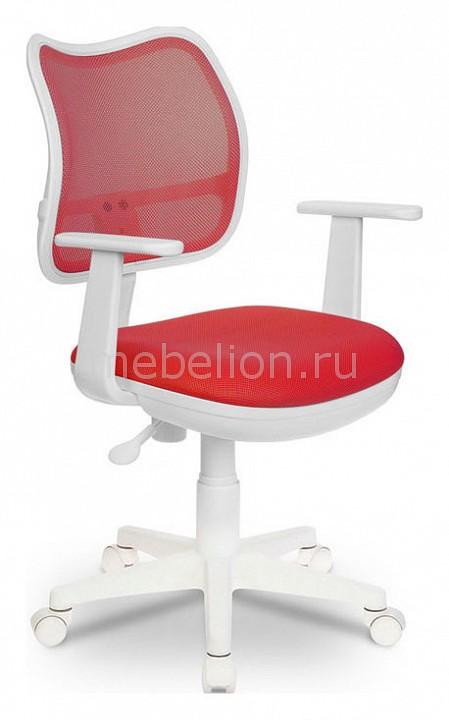 Кресло компьютерное Бюрократ Бюрократ CH-W797/R/TW-97N компьютерное кресло бюрократ ch w797 r tw 97n