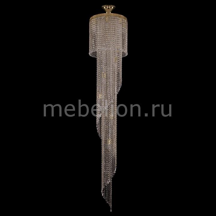 Люстра на штанге Bohemia Ivele Crystal 8311/40-200/G 8311