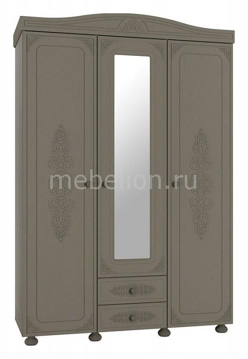 Шкаф платяной Компасс-мебель Ассоль плюс АС-27 шкаф в прихожую диван ру ассоль 2 грей