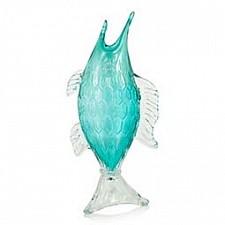 Ваза настольная (40 см) Aquamarine 241154