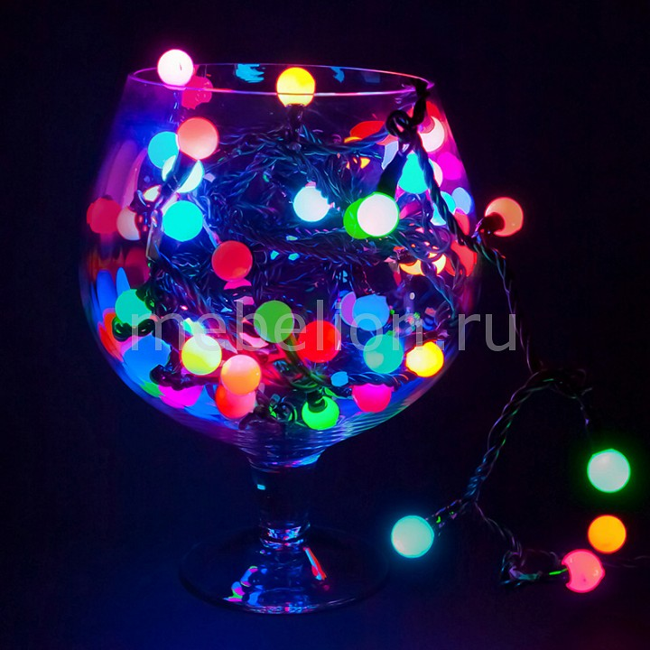 Neon-Night Гирлянда Супернить (20 м) BW-200 303-529 neon night гирлянда супернить 20 м bw 200 303 529