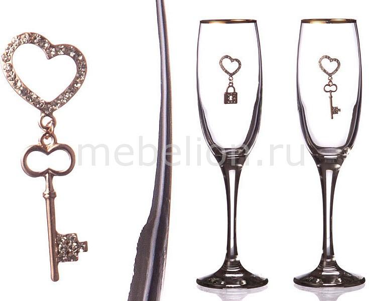 Набор бокалов для шампанского АРТИ-М