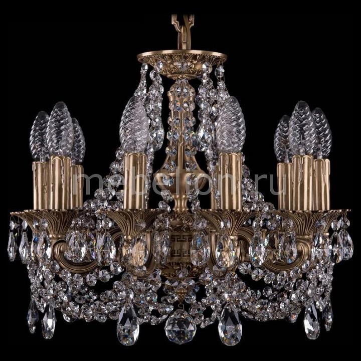 подвесная люстра bohemia ivele crystal 1707 12 125 a fp k701 Подвесная люстра Bohemia Ivele Crystal 1707/10/125/C/FP