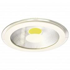 Встраиваемый светильник Raggio A4205PL-1WH